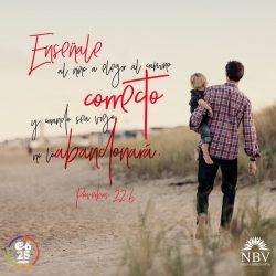 Proverbios22.6
