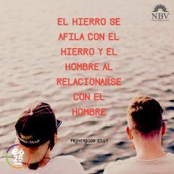 Proverbios27.17